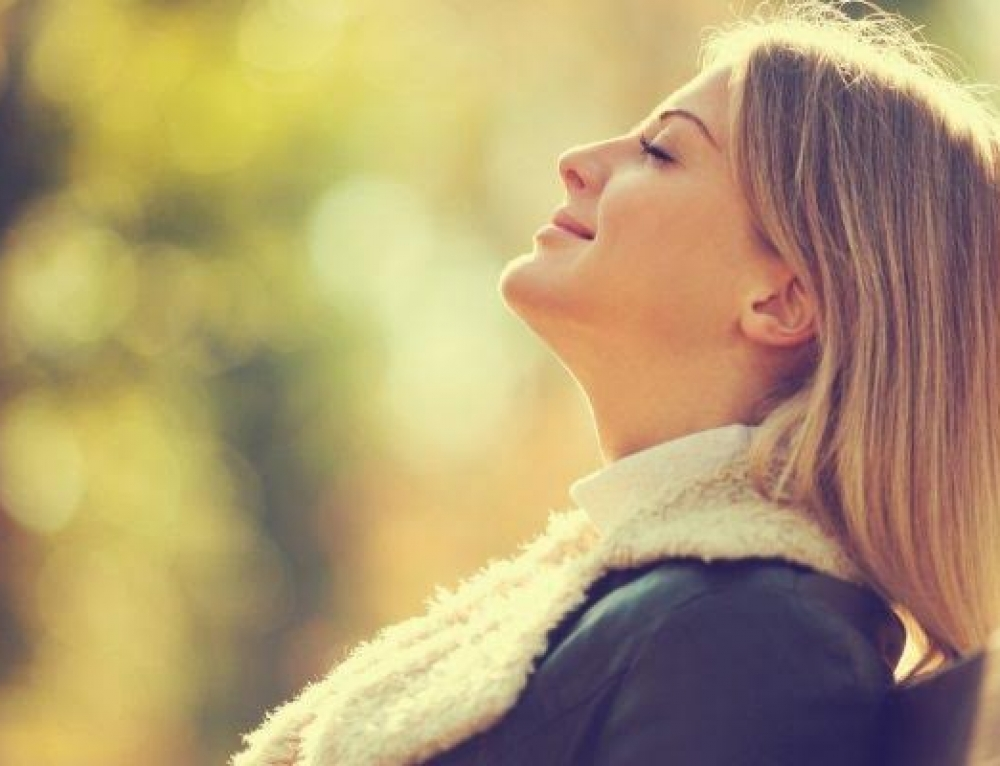 Όταν νιώθεις πως πιέζεσαι πολύ, σταμάτα τα όλα και πάρε μια ανάσα…